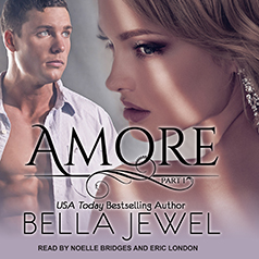 Just a Few Amore Reads by Bella Jewel