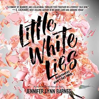 Berls Reviews Little White Lies by Jennifer Lynn Barnes