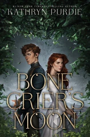 4 Star #Review ~ #MyTBRL Bone Crier's Moon (Bone Grace, #1) by Kathryn Purdie