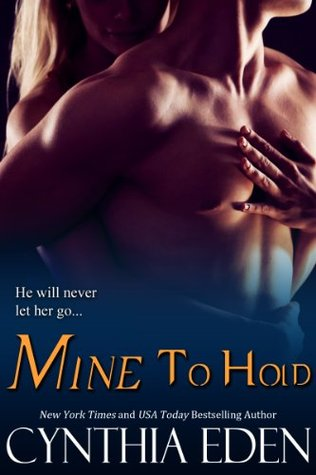 Berls Review's Mine to Hold #COYER buddy read