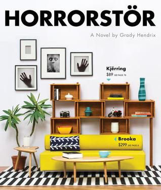 3.5 Stars #Review ~ Horrorstör by Grady Hendrix
