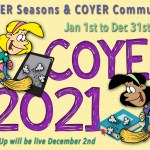 #COYER Seasons ~ Time to sign up for Summer!