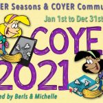 #COYER Seasons ~ Time to sign up for Spring!