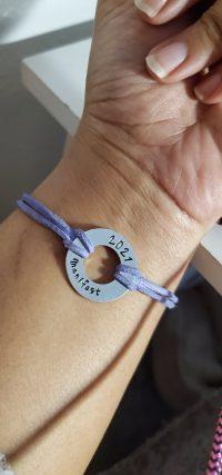 manifest bracelet