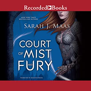 Just a Few ACOTAR books I Read #audio #coyer #review