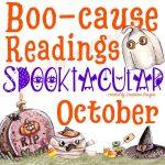 Boo-cause Reading Spooktacular October ~ Berls's Spooky Recs