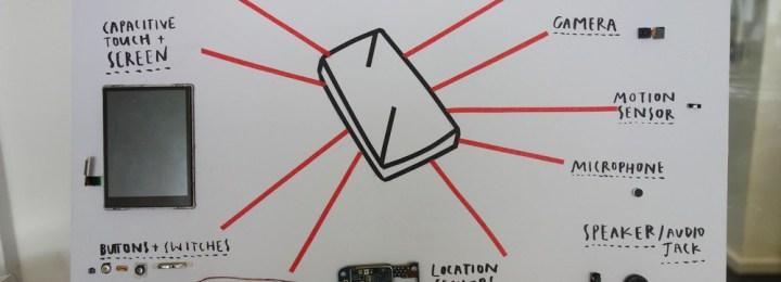 Mapping sensors