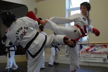 beccles-taekwondo-demo70