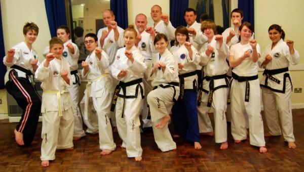 Beccles-Taekwondo3