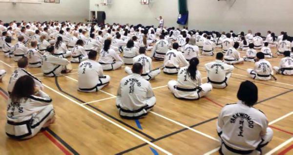 Grand Master Kwang Hwang Sung IX seminar 4