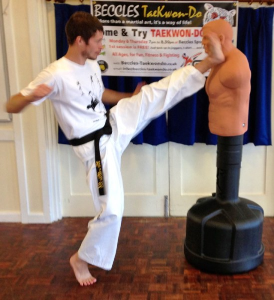 Beccles Taekwondo fun day05