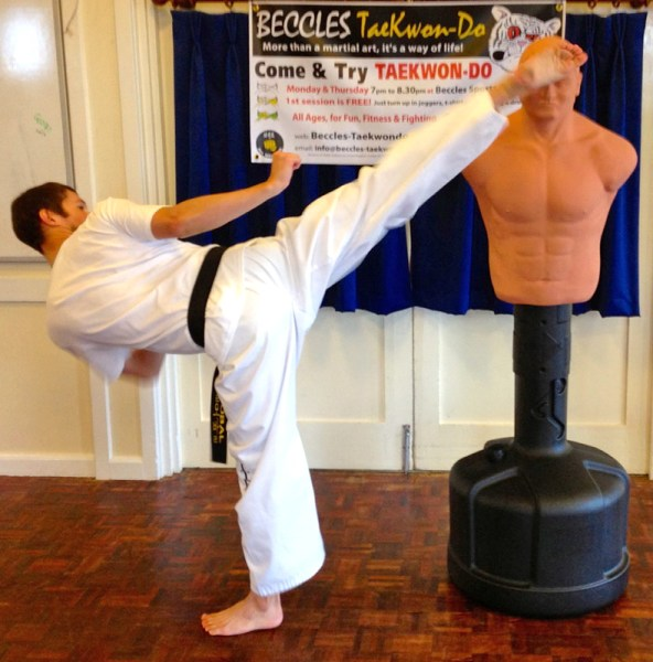 Beccles Taekwondo fun day07