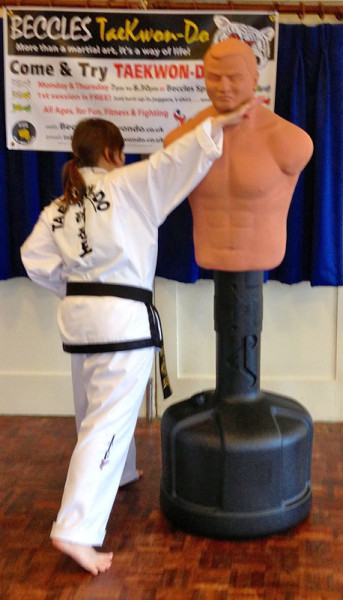 Beccles Taekwondo fun day09