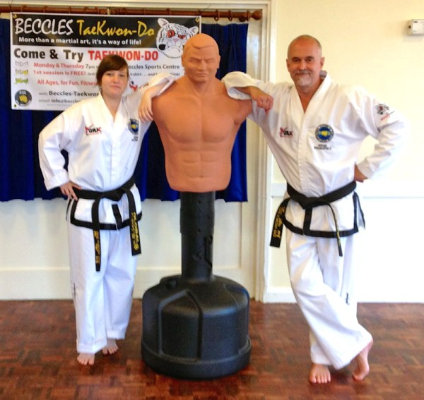 Beccles Taekwondo fun day10