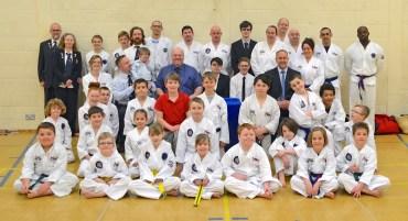 taekwondo grading march 2015
