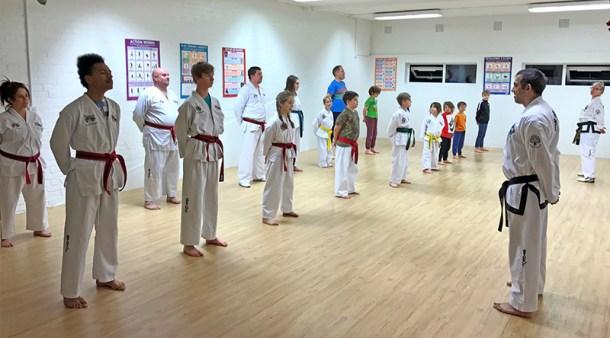 beccles taekwondo dojang 4