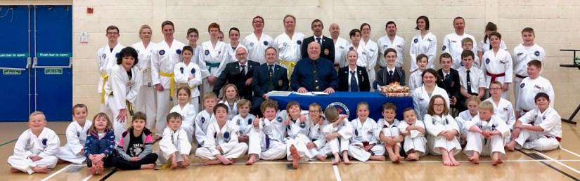 beccles taekwondo grading