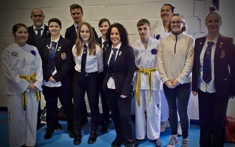 beccles-TKD-GTUK-British-march-2020-squad