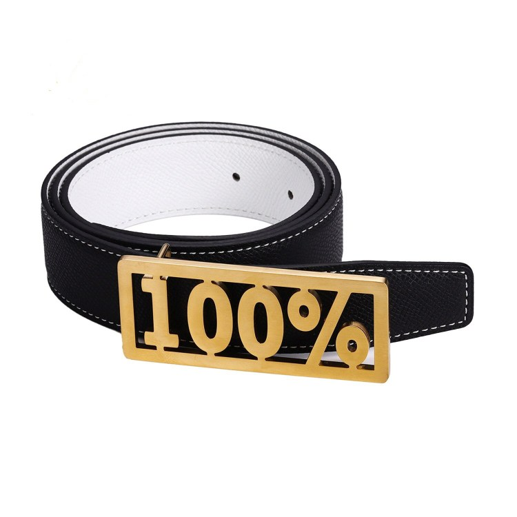 belt with name for men