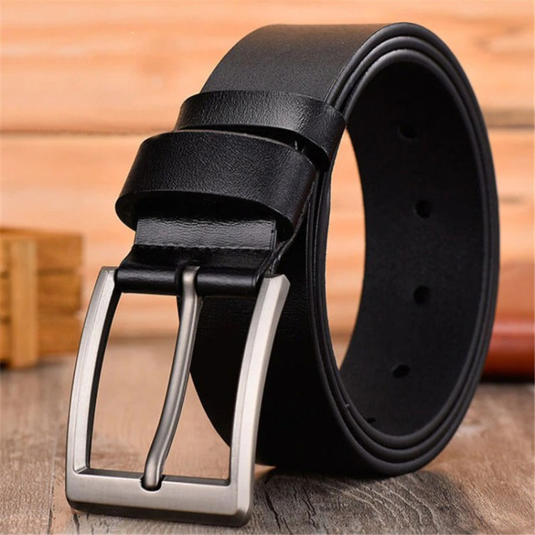personalized custom bespoke fathers day gift belt buckle black