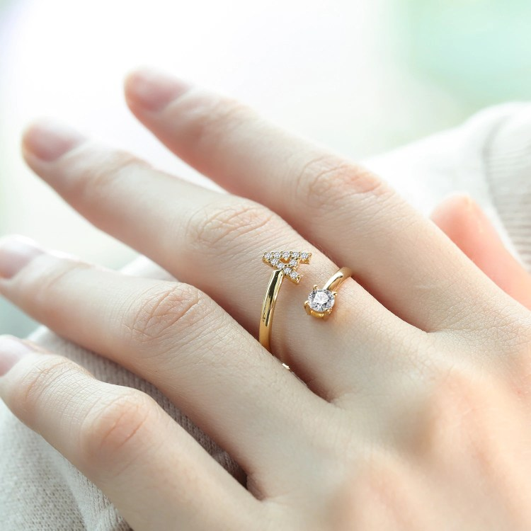 Beautiful Custom Name Ring For Personalized Jewelry Lovers My Custom Ring
