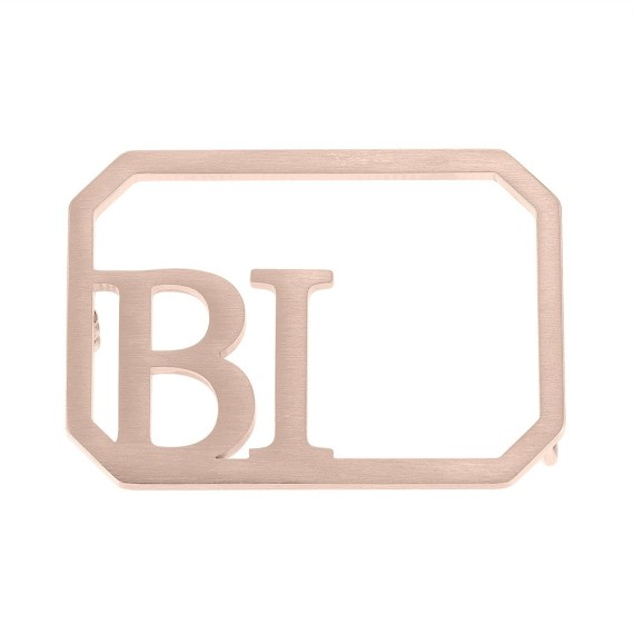 Gold Silver Rose Gold Color Plated Premium Quality Stainless Steel Belt Buckles From Beceff Personalized Belt Buckle With My Hood Identity