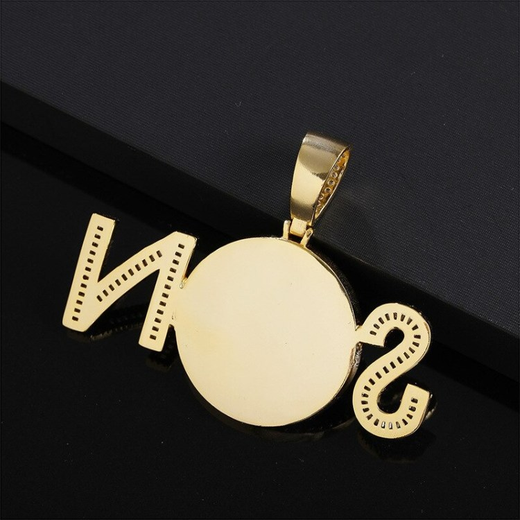 Rope Chain 3mm Cuban Chain Tennis Chain Photo Frame Name Necklace For Family Occasions Casual Photo Necklace For Women In Gold Silver Rose Gold Colors Stainless Steel Jewelry