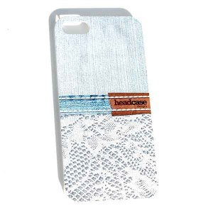 HeadCase hard cover blauwe jeans