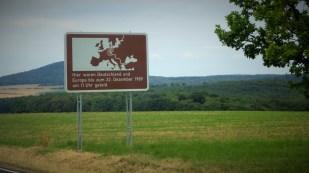 Ehemalige Ost-West-Grenze