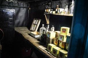 Port Lockroy-Museum: Fotomaterial