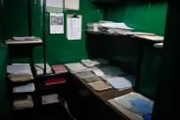 Port Lockroy-Museum: Schreibstube
