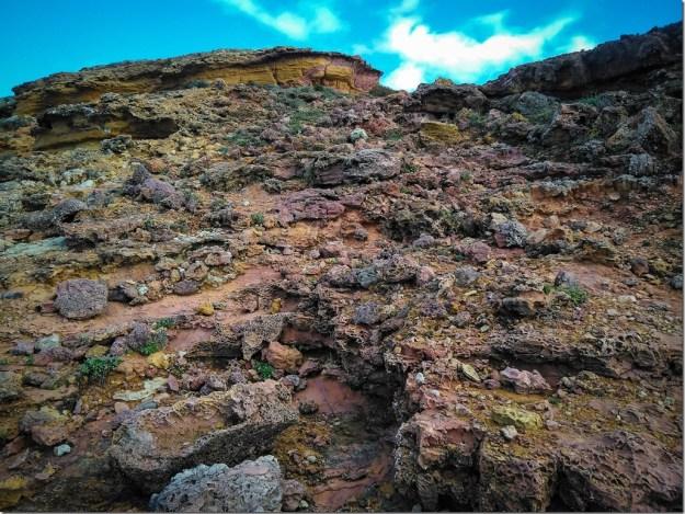 Farben & Formen der Steinwesen