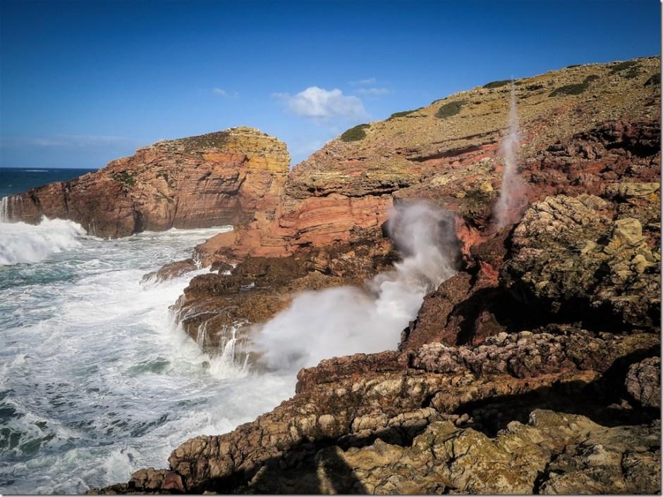 Wind & Wasser formen das Land