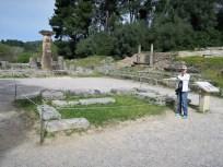 Hera-Altar