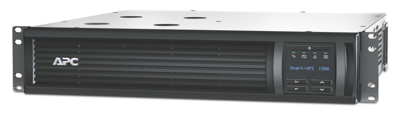 apc smart ups 1500va lcd rm sc 230v
