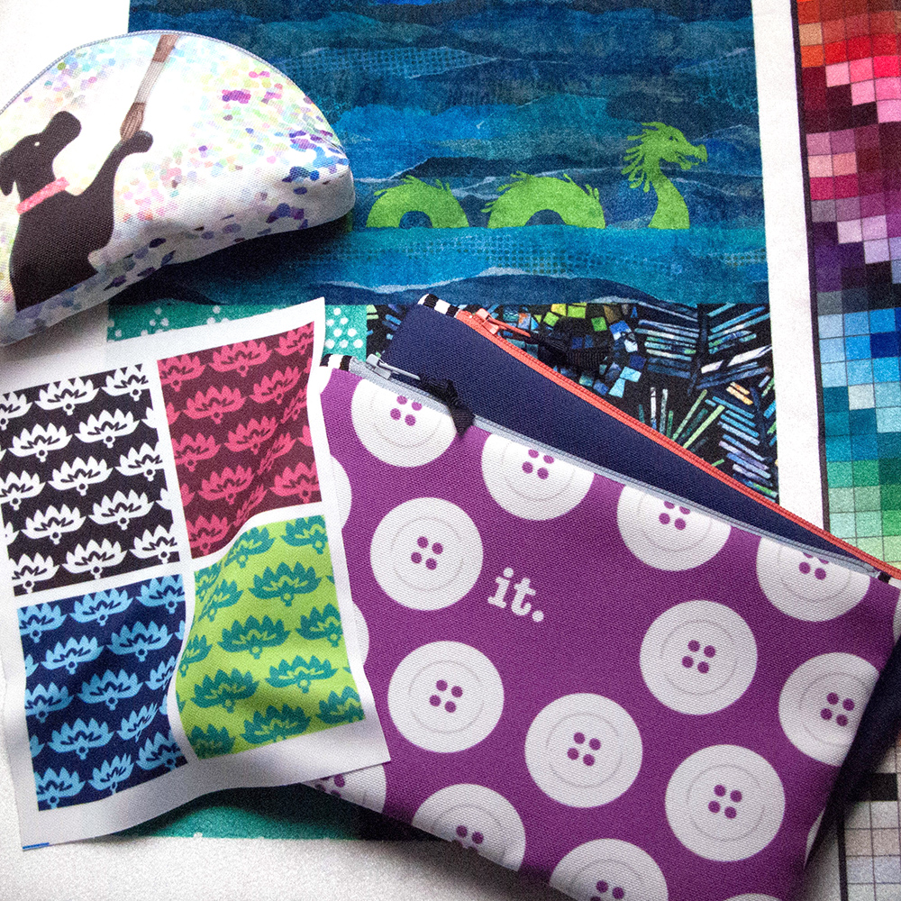Stop Daydreaming and Design your Own Fabrics