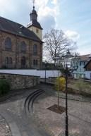 Die evangelische Kirche in Grenzhausen