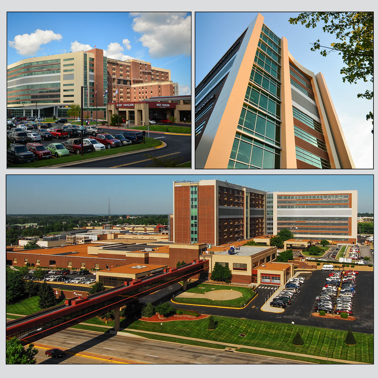 Largest Hospitals America