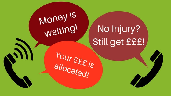 Why personal injury claims calls should be banned
