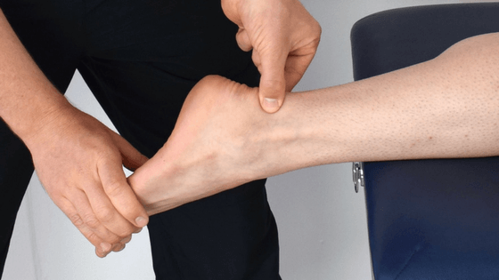 Leg Injury Compensation Claim