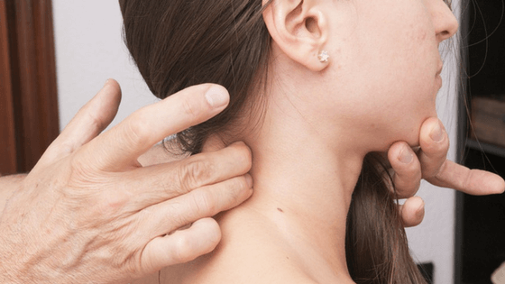 Neck Injury Compensation Claim