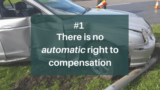No Automatic Right to Compensation