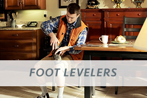 Featured Image - Foot Levelers