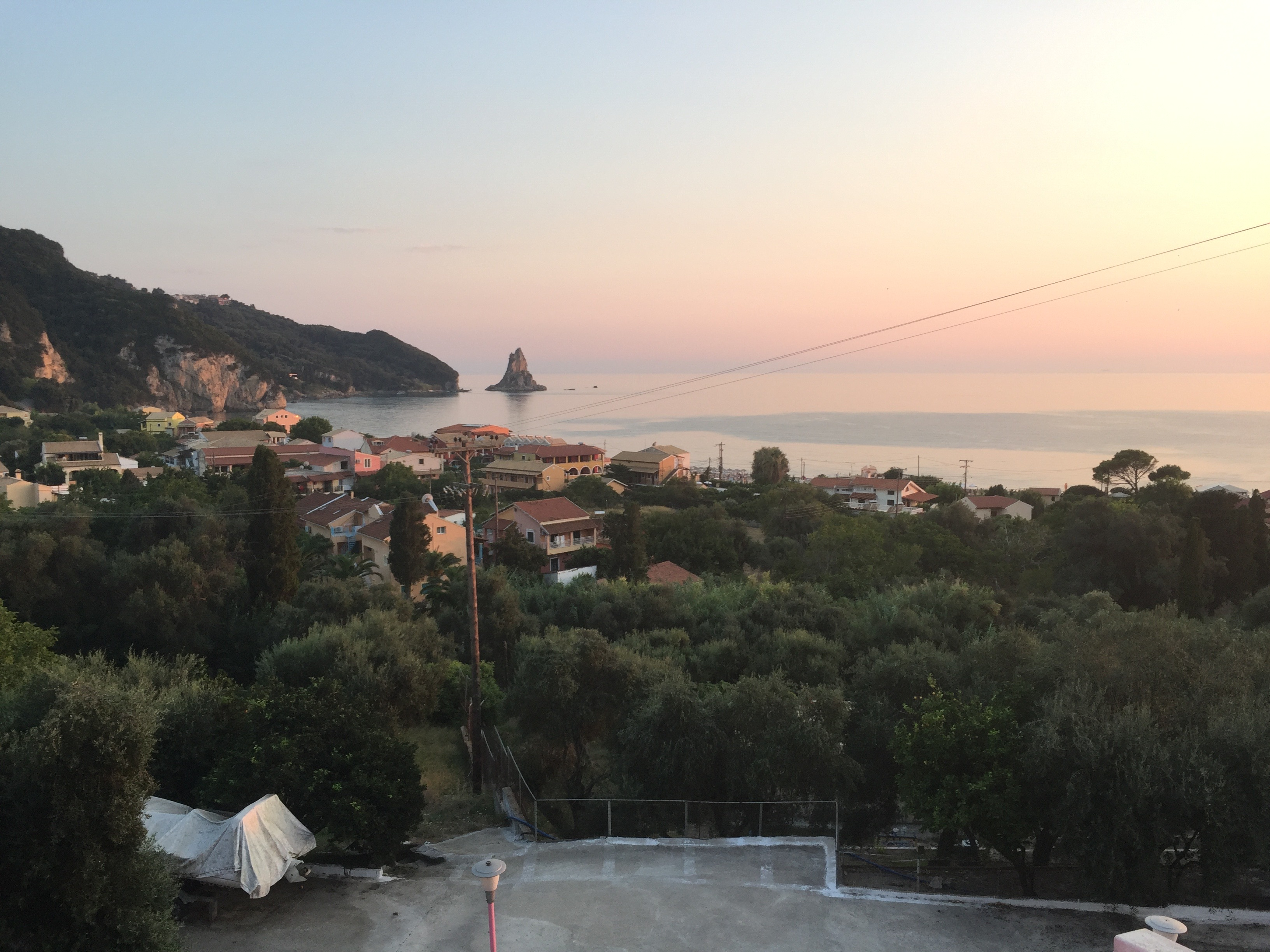 Pink Palace Hostel Review - Corfu's famous Party Hostel