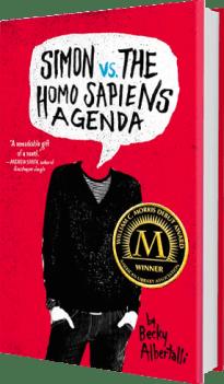 Simon Vs The Homo Sapiens Agenda Becky Albertallibecky Albertalli