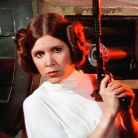 Leia, Rey, and Me