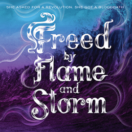 Kirkus Loves Freed by Flame and Storm!