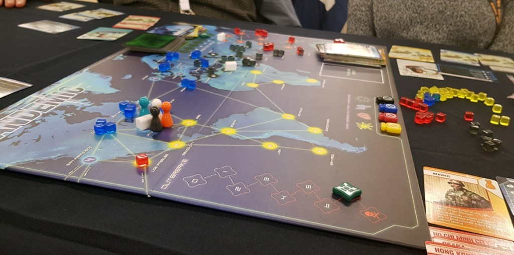 Winning Pandemic - AireCon 2019 by BeckyBecky Blogs