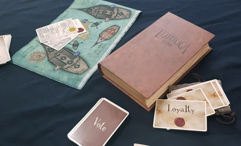 Tortuga 1667 - AireCon 2019 by BeckyBecky Blogs