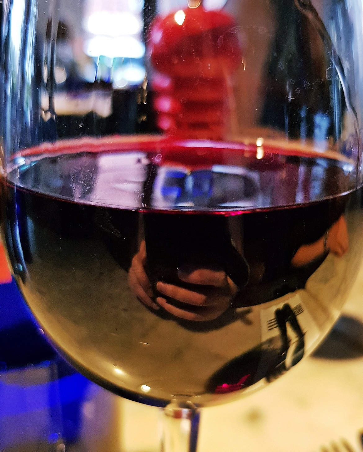 Wine on a work lunch - April 2018 Monthly Recap by BeckyBecky Blogs